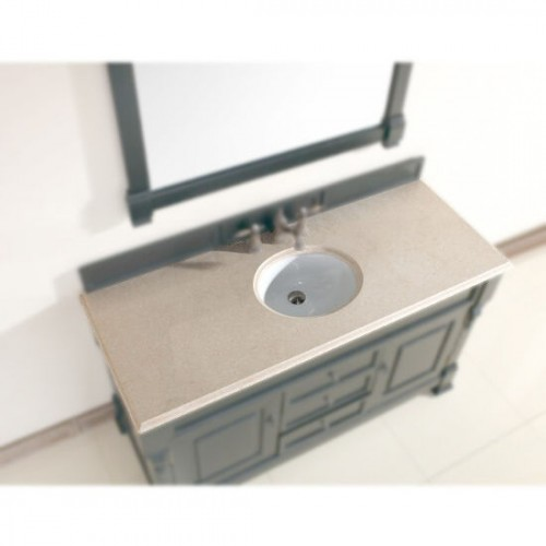 60 Single Sink Ogee Waterfall Edge Countertops W 2cm Thickness