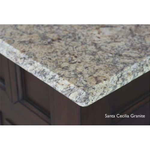 72 Double Sink Ogee Waterfall Edge Countertops W 2cm Thickness