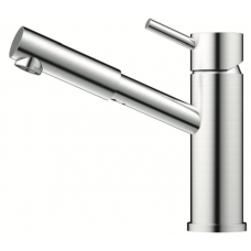Nivito Flow 20 Stainless Steel Bathroom Faucet