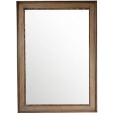 """Bristol 29"""" Whitewashed Walnut Mirror"""