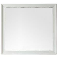 """Bristol 44"""" Cottage White Mirror"""