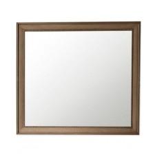 """Bristol 44"""" Whitewashed Walnut Mirror"""