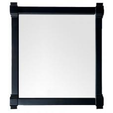 """Brittany 35"""" Black Onyx Mirror"""