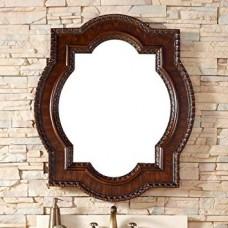 "Castilian 35"" Aged Cognac Mirror"