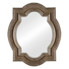 "Castilian 35"" Empire Gray Mirror"
