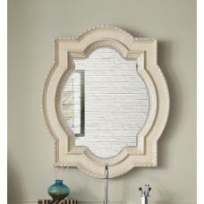 "Castilian 35"" Vintage Vanilla Mirror"