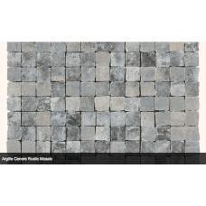 Tesoro Argille 12x12 Mosaic Sheet Porcelain Flooring