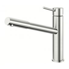 Nivito Extended 100 Stainless Steel Kitchen Faucet