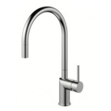 Nivito Rhythm 100 EX Stainless Steel Kitchen Faucet