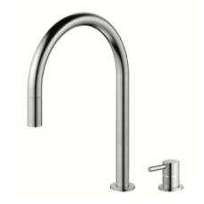 Nivito Rhythm 100 VI Stainless Steel Kitchen Faucet