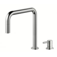 Nivito Rhythm 300 VI Stainless Steel Kitchen Faucet