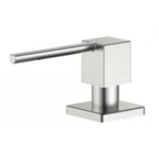 Nivito Stainless Steel Square Soap Dispenser