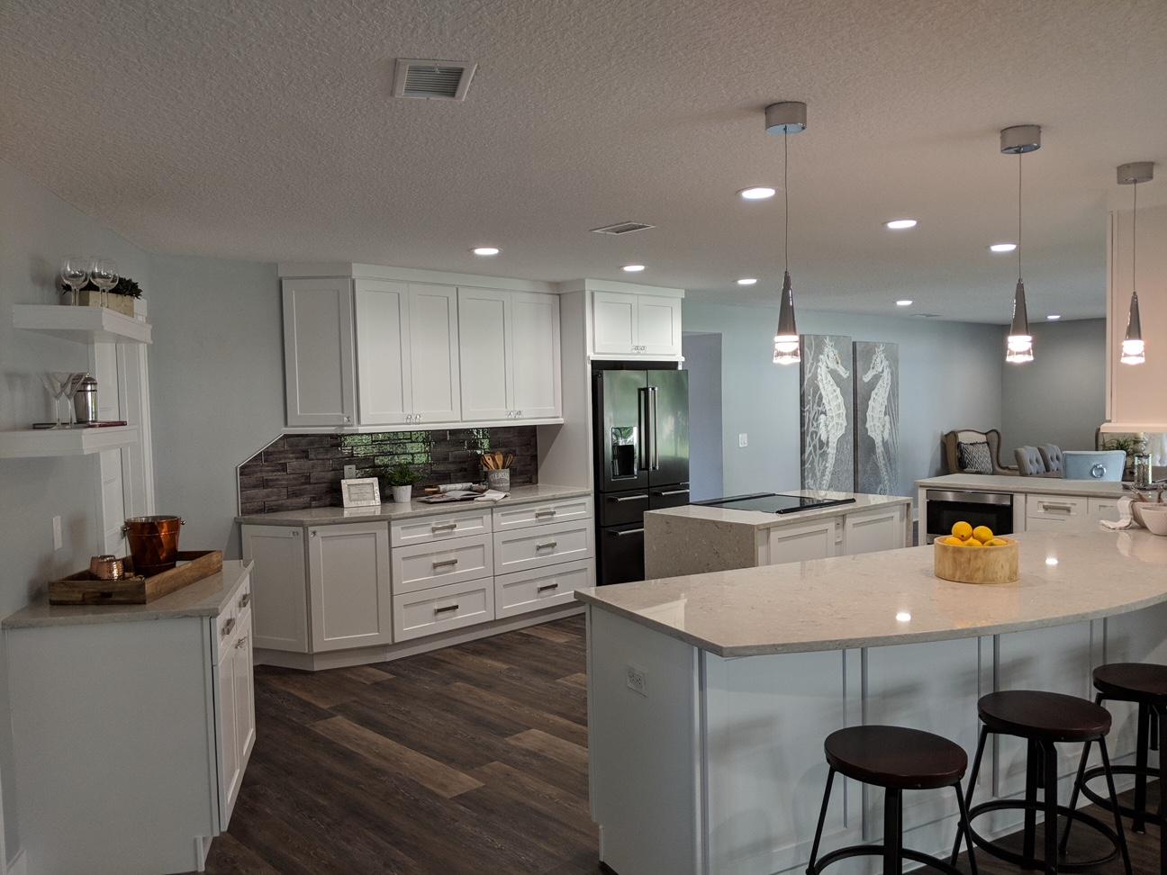 Custom Kitchen, Baths, & Beyond